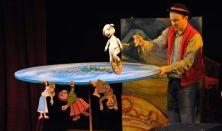 Kabóca Bábszínház - Az aranyszőrű bárány - BEMUTATÓ ELŐADÁS