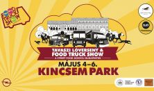 Tavaszi Lóverseny és Food Truck Show 2018