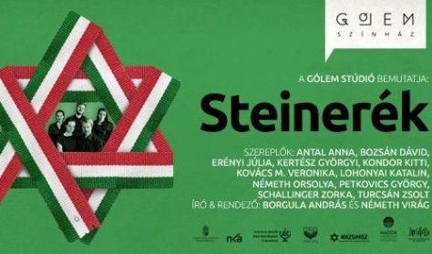 Steinerék 7. rész - A Gólem Stúdió előadása