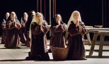 MET 2018/2019 Poulenc: A kármeliták