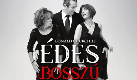 Donald Churchill: Édes Bosszú