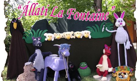 ÁLLATI LA FONTAINE - Grimask Színház