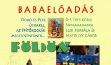 Babaszínház: Földön,vízen,levegőben