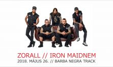 Zorall - Iron Maidnem