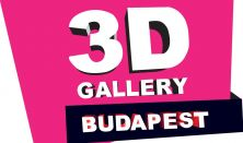 3D Gallery Budapest - napijegy