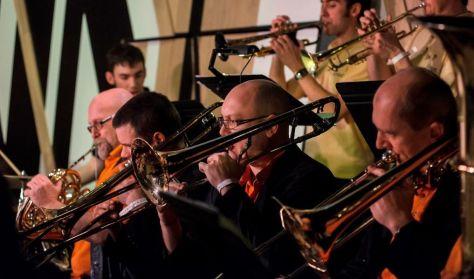 MAO Jazztörténeti sorozat | MAO plays the music of Buddy Rich