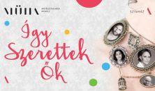 Nyáry Krisztián - Kaláka: Így szerettek ők - irodalmi koncert-színház