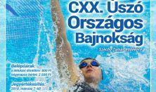 CXX. Úszó Országos Bajnokság