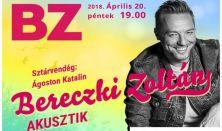 Bereczki Zoltán akusztikus műsora
