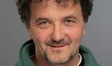 Irodalomi kávézó Scherer Pétrrel, 44. Tavaszi Fesztivál