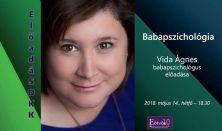 ElőadáSOKK - Vida Ágnes: Babapszichológia