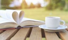 Irodalmi kávéház- Závory Andrea