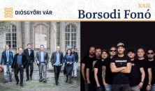 XXII. Borsodi Fonó Csík Zenekar+Ocho Macho