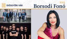 XXII. Borsodi Fonó bérlet 2018. június 1-2.