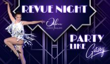 Revue Night – Party like Gatsby + DJ Corey