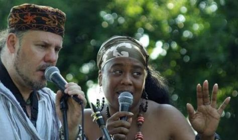 Acapella Elsa Valle-Winand Gábor - kubai ritmusok és improvizációk