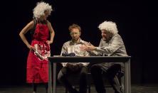 40! AVAGY VÉGES ÉLET - DEKK Színház – Füge Produkció