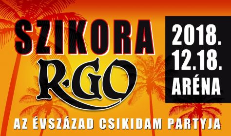 SZIKORA - R-GO Jubileumi koncert