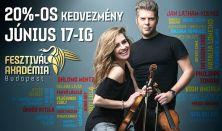 A II. Fehér Ilona Nemzetközi Hegedűverseny