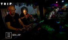 Bin-Jip koncert a TRIP Hajón