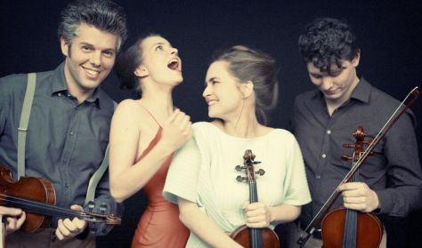 Kelemen Quartet - komolyzenei koncert