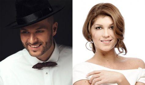 Zsidó Kulturális Fesztivál 2018: Takács Nikolas és Veres Mónika koncertje