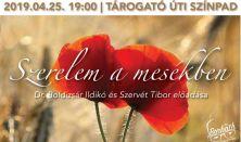 Boldizsár Ildikó és Szervét Tibor estje-Szerelem a mesékben