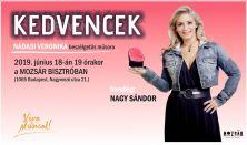 KED-VEN-CEK - Nádasi Veronika beszélgetős műsora - Vendég: Nagy Sándor