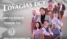 Zenthe Ferenc Színház: LOVAGIAS ÜGY - zenés vígjáték két részben