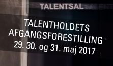 Talentholdets afgangsforestilling