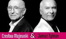 Czesław MAJEWSKI & Janusz TYLMAN - ŚPIEWAJĄCE FORTEPIANY koncertowo!