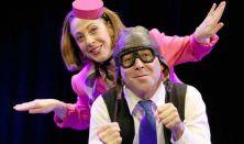 The Strange Comedy (USA, Kanada)