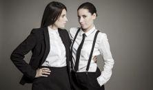 Fekete Melinda és Fekete Adrienn