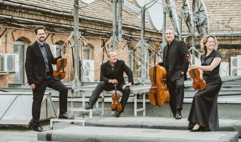 Wespa Quartet /  Wespa-vonósnégyes