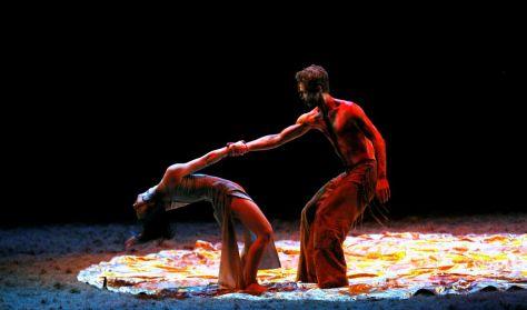 Carmina Burana • Szegedi Kortárs Balett
