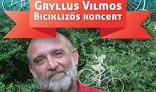 GRYLLUS VILLMOS-Biciklizős albumjának koncertje
