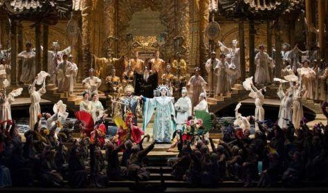 Puccini: Turandot / MET - FSZ