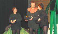 Tücsök és a hangyák - Trambulin Színház mesejátéka
