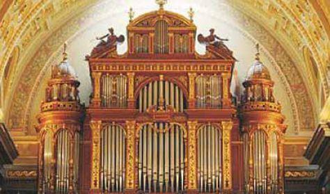 Orgonahangverseny - Budapest legszebb hangú orgonáján