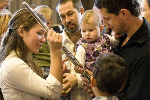 Babakoncert - Közreműködnek a Liszt Akadémia hallgatói