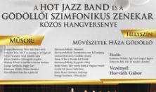 Hot Jazz Band és a Gödöllői Szimfonikus Zenekar évköszöntő koncertje