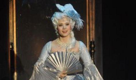 Rebecca - A Manderley-ház asszonya - musical