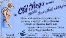 OLD BOYS BULI A DUNÁN! 2.