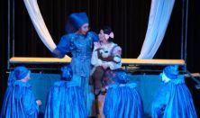 ÓZ A HATALMAS VARÁZSLÓ - Trambulin színház mesejátéka gyerekeknek
