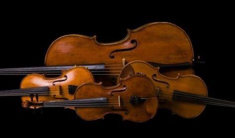 Utazás Symphoniába - A vonósok / HANG-SZER-SZÁM
