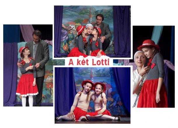 A két Lotti-mesejáték