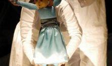 A kékruhás kislány története - A Kecskeméti Ciróka Bábszínház előadása, Minimatiné