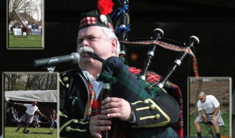 Skót Felföldi Játékok
