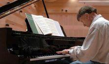 Vásáry Tamás zongoraestje – A zongorán túl 2. – Schubert művei