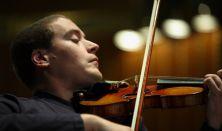 A Hegedű 3.Baráti Kristóf (hegedű) és Farkas Gábor (zongora) hangversenye
